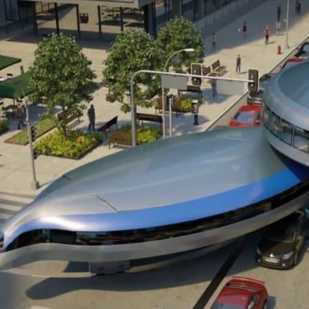 Gegen den Verkehrskollaps: Gyroskop-Fahrzeuge sollen Staus überwinden