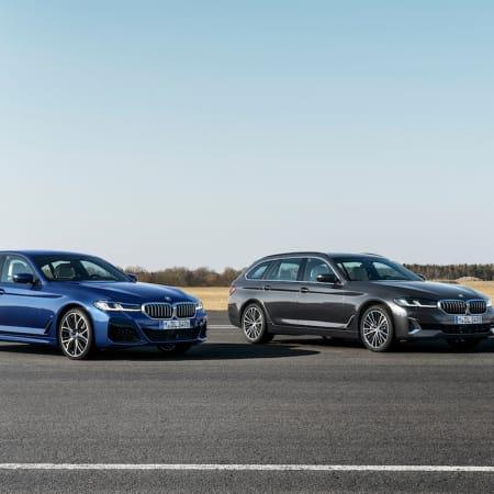 Neuerscheinung : BMW 5er (2020): Neuer Look und noch mehr Vernetzung