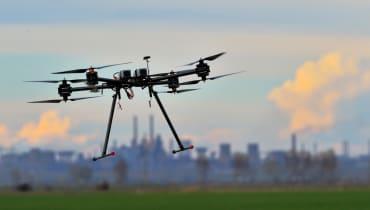 Drohnen ermöglichen neue Geschäftsfelder