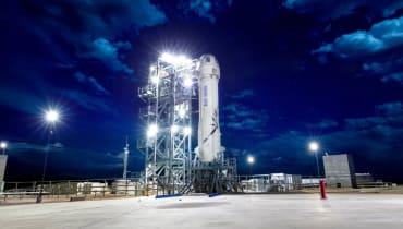 Blue Origin verzeichnet einen neuen Testerfolg