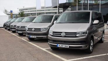 Apple arbeitet mit VW an autonomem Shuttle-Bussen
