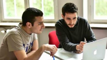 Das Startup Kiron bringt den ersten Geflüchteten an die Uni