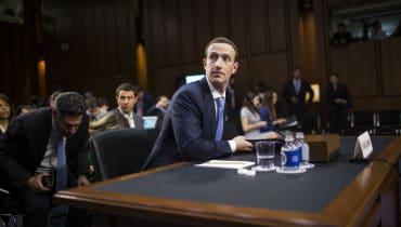 Das EU-Parlament will mit Mark Zuckerberg sprechen