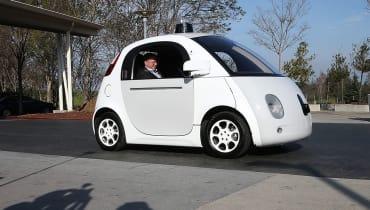 Machines Of Loving Grace / Wen überfährt das selbstfahrende Auto?