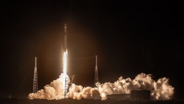 SpaceX landet erstmals eine Rakete an der Westküste