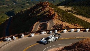 Pikes Peak: Elektroauto von VW schreibt Rennsport-Geschichte