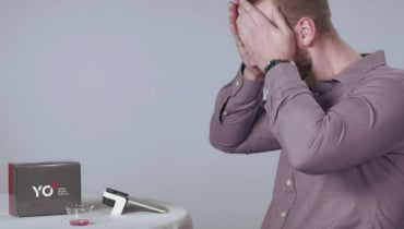 Mit diesem Gadget können auch Männer ihre Fruchtbarkeit messen