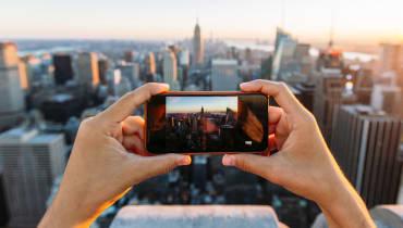 Deshalb sind Smartphone-Kameras die neuen Tastaturen