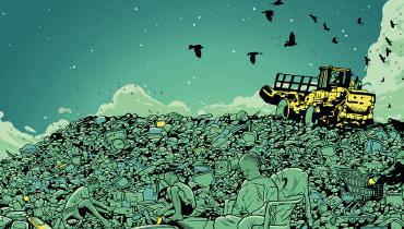 Eine Recycling-Reportage: Der Gipfel des Elektroschrottberges ist bald erreicht