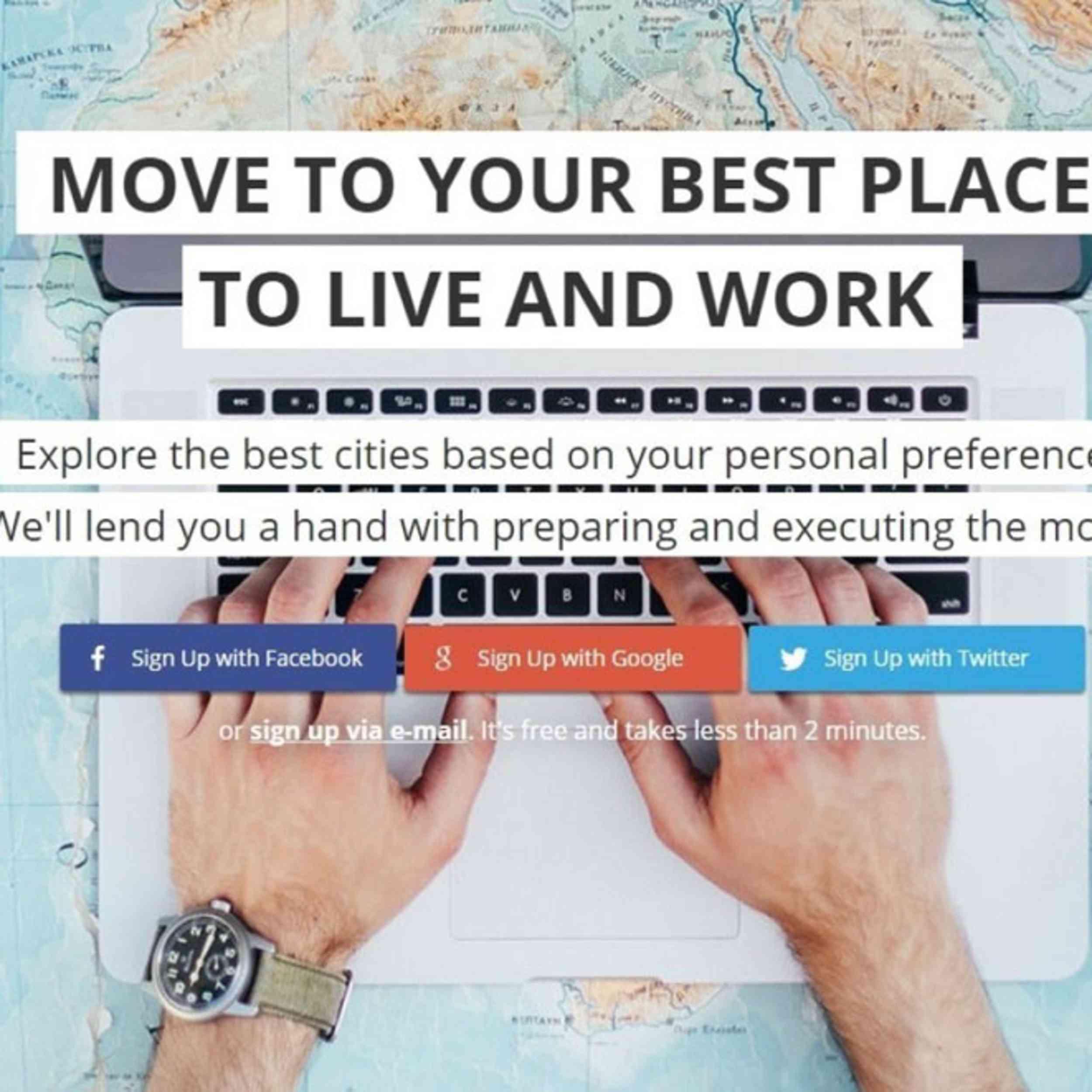 Diese App berechnet euch den idealen Ort zum Leben und Arbeiten | WIRED Germany
