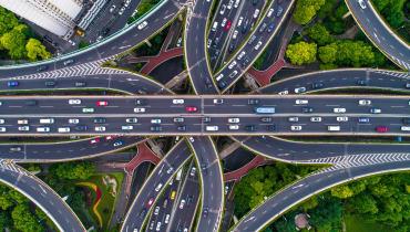 China überwacht Autofahrer jetzt mit Drohnen
