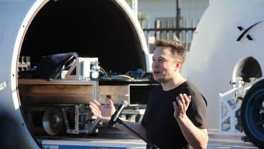 Die vielen Probleme des Hyperloops: Vakuumeinbrüche, tödliche Dekompression und Übelkeit