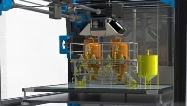 Ein 3D-Drucker genügt, um Medikamente herzustellen
