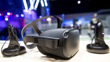 Das kann die neue VR-Brille Oculus Quest