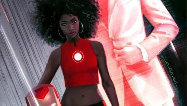 Der neue Iron Man ist schwarz, weiblich und hyperintelligent