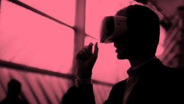 Fabu will spielen / Die rosarote Datenbrille