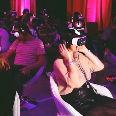 In Amsterdam eröffnet das erste Virtual-Reality-Kino der Welt   WIRED Germany