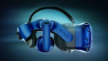HTC stellt neue Version seiner VR-Brille vor