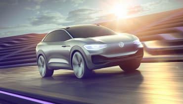Volkswagen plant Fahrdienst mit selbstfahrenden Elektroautos in Israel