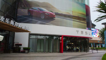 Tesla baut seine Gigafactory 3 in China