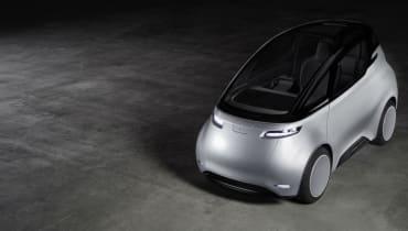 So sieht der erste Prototyp des schwedischen E-Autos aus