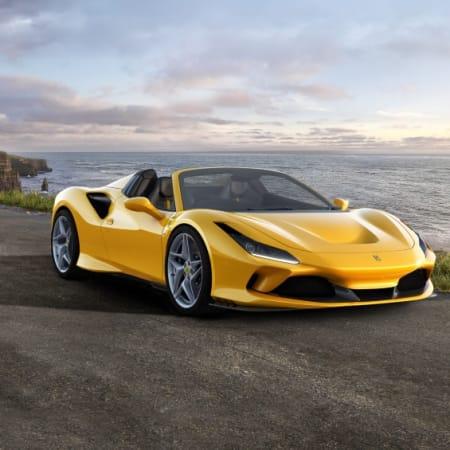 Luxus-Cabrio : Ferrari F8 Spider: Neues Pferd im italienischen PS-Stall