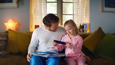 Diese App kann gehörlosen Kindern Geschichten in Gebärdensprache vorlesen