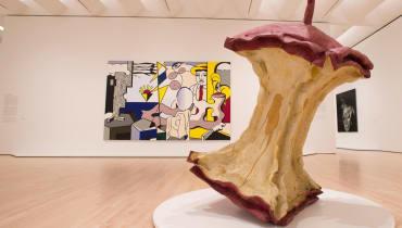 Das MOMA in San Francisco stillt die Sehnsucht nach Kunst mit einer SMS
