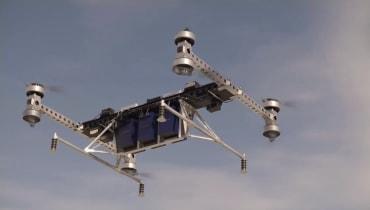 Boeing hat eine Drohne für schwere Lasten gebaut
