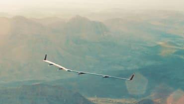 Facebooks Internet-Drohne Aquila ist erstmals heil gelandet