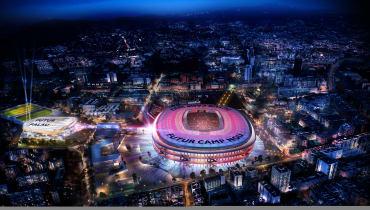 Das Camp Nou – eine Legende erfindet sich neu