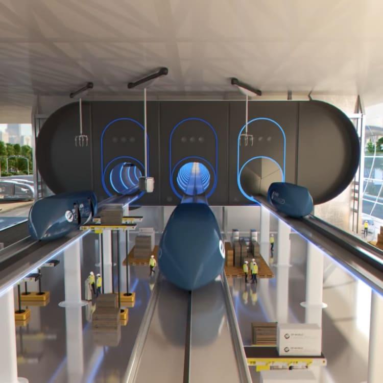 Hyperloop One investiert 500 Millionen in ein spanisches Dorf ...