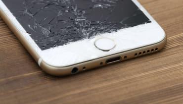 Handy-Displays könnten sich bald selbst reparieren