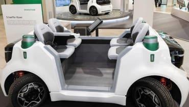 Schaeffler will Selbstfahrtechnologie entwickeln