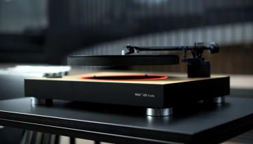 Dieser Plattenspieler lässt Vinyl schweben