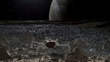 Die NASA hat einen Lander für die Saturn- und Jupitermonde vorgestellt