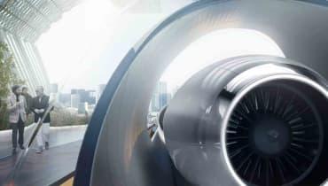 "Hyperloop-Gründer: ""Wir sind Elon Musk absolut ebenbürtig"""