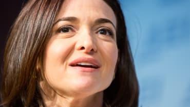 Wie Facebook-COO Sheryl Sandberg ihre Trauer hackte