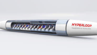 Südkorea will schon 2021 den ersten Hyperloop durch die Röhre schicken