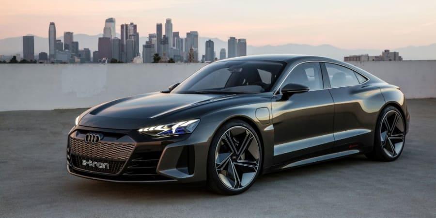 Audi präsentiert mit dem e-tron GT concept sein nächstes Elektroauto | WIRED Germany