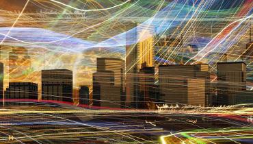 Nachhaltig vernetzt: Stadt mit Verstand