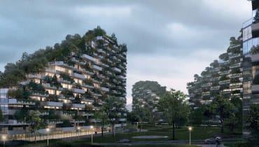 Mit diesen Projekten verpasst sich China ein grünes Image