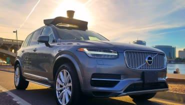 Der Unfallwagen von Uber hatte einen blinden Fleck