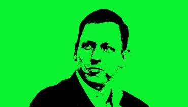 Peter Thiel hat bis zu 20 Millionen in Bitcoin investiert