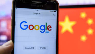 Google hat ein China-Problem