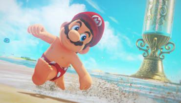 Marios neue Mütze ist besser als jedes Waschbär-Kostüm