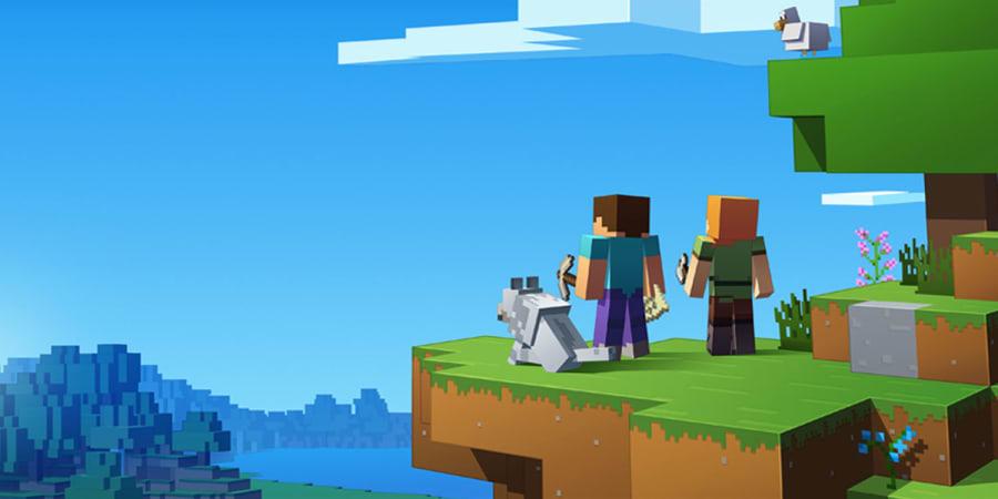 MinecraftFans Können Jetzt Zusammen In Einer Welt Spielen WIRED - Minecraft gemeinsam spielen