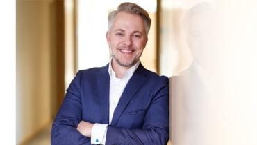 """Felix Bellinger, Start-up-Experte bei PwC, im Porträt: """"So liebe ich Digitalisierung"""""""