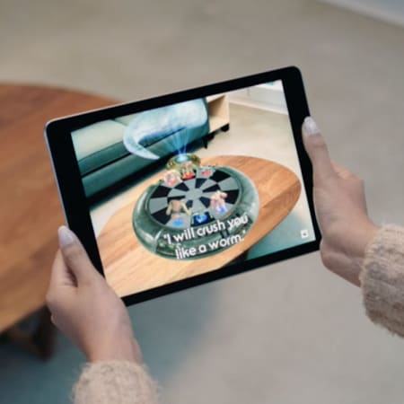 Mit iOS 11 will Apple Augmented Reality in den Alltag bringen | WIRED Germany