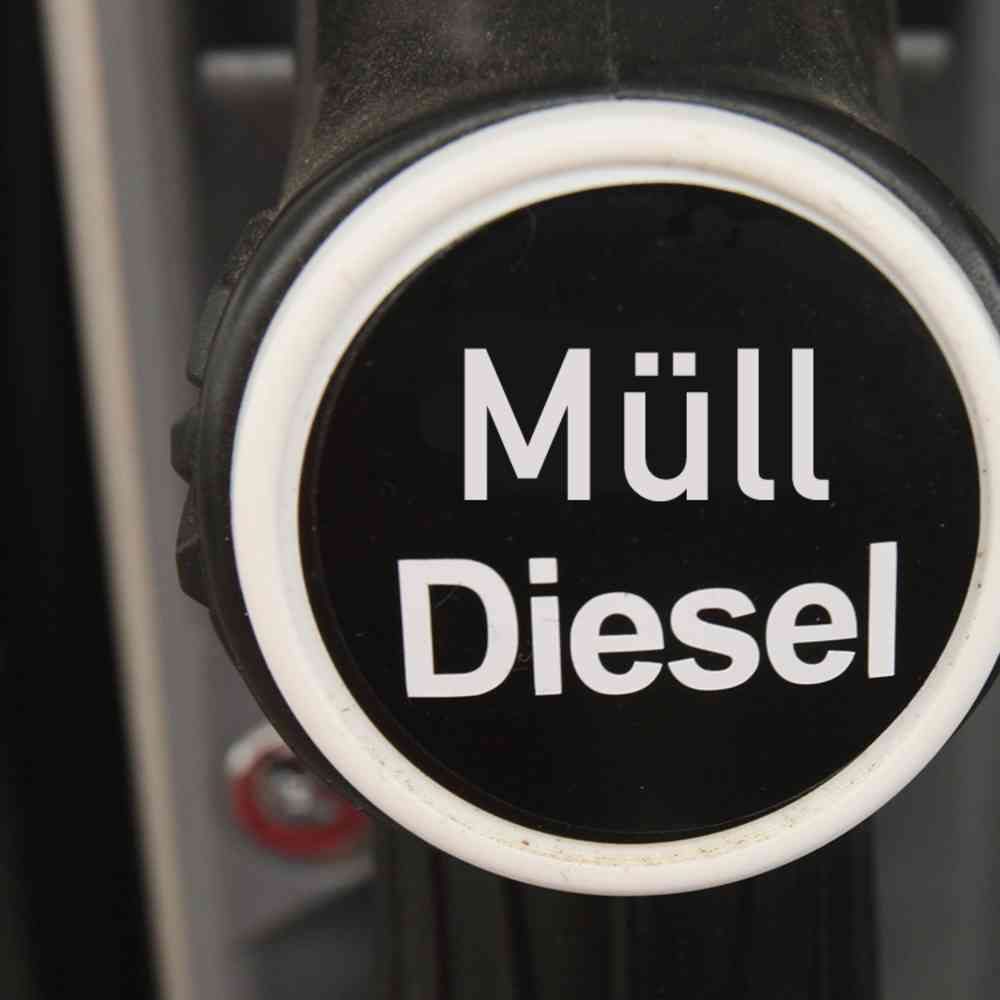 Bio-Kraftstoffe aus Müll | WIRED Germany
